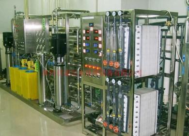 4吨超纯水设备