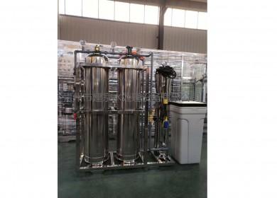 3吨砂碳软化过滤设备