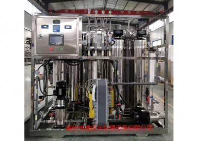 0.5吨每小时超纯水设备